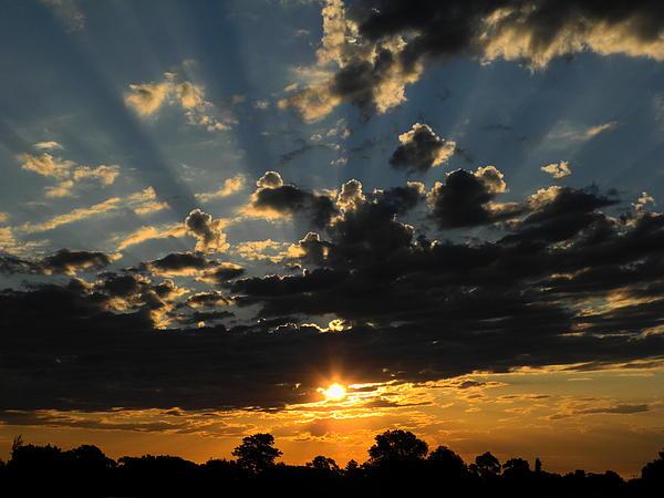 Mark Blauhoefer - Dark Sunset