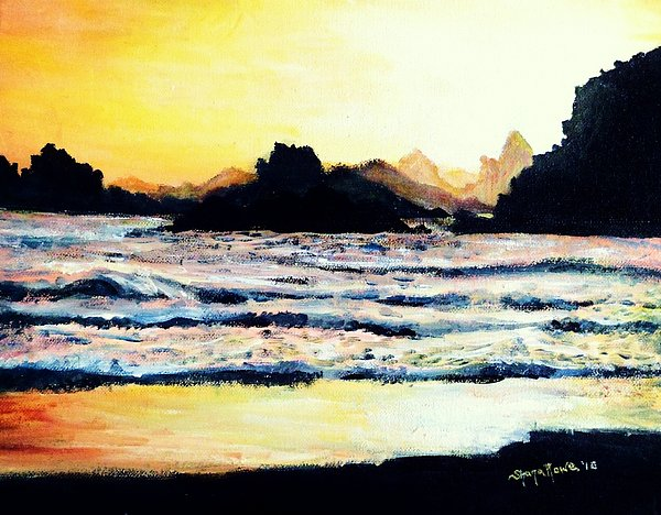 Shana Rowe - Sunshine Cove