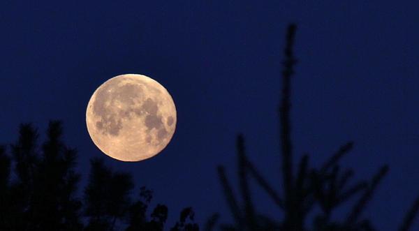 Ed  Riche - Super Moon May 6 2012