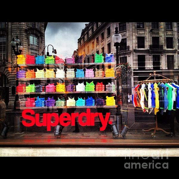 Carly Athan - Superdry.