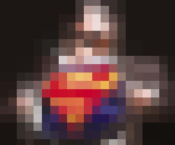 Superman Print by Tony Rubino