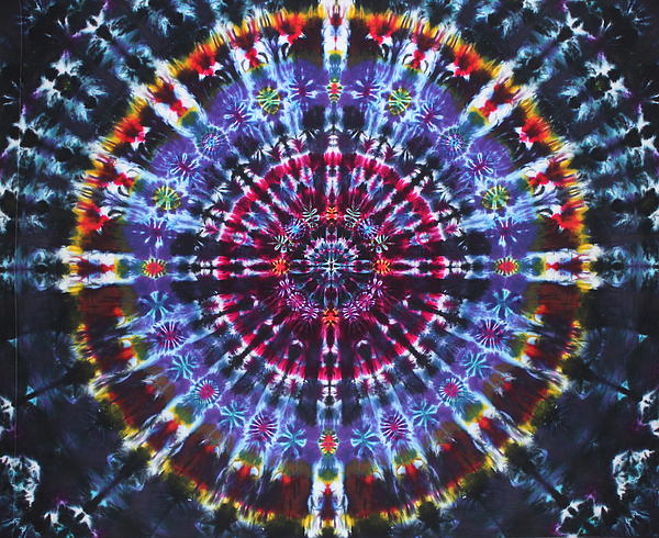 Supernova Print by Courtenay Pollock