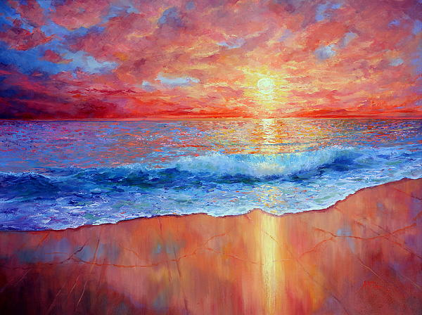 Marie Green - Susurrus at Sunset