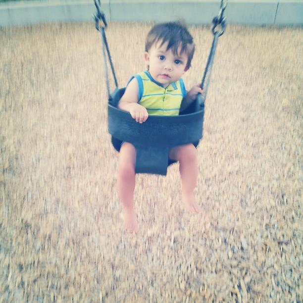 Swing Swang Swung Print by Dilaxo Gertron