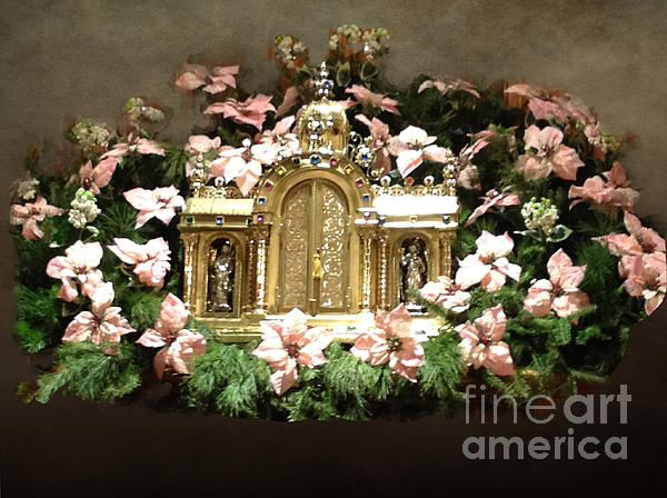 Luther   Fine Art - Tabernacle of the Lord
