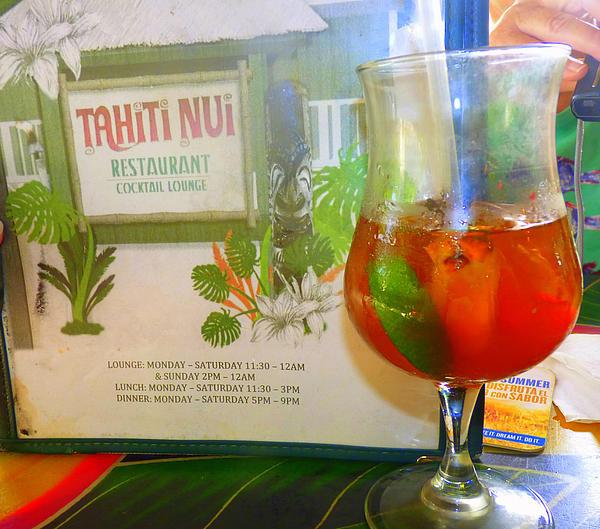 Tahiti Nui Print by Kris Hiemstra