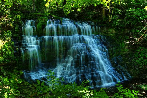 Dave Files - Talcott Falls