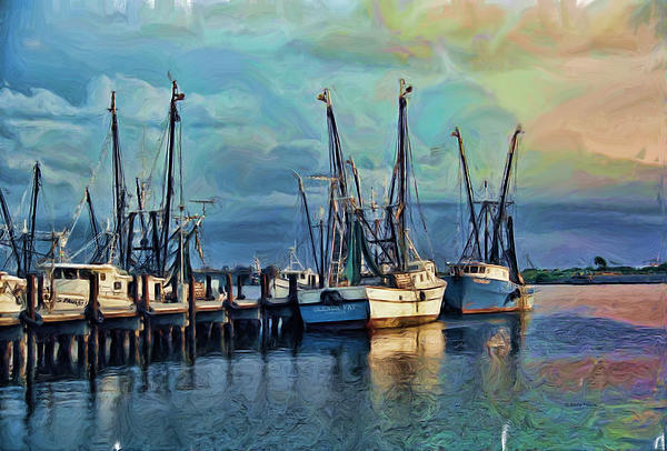 Kenny Francis - Tampa Bay Fishing Boats
