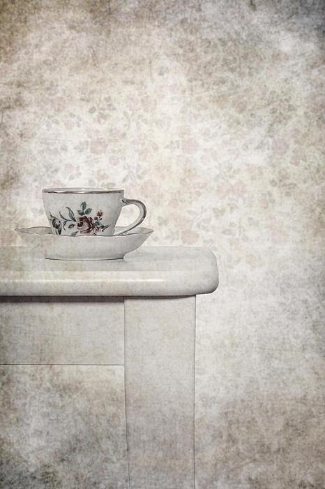 Tea Cup Print by Joana Kruse
