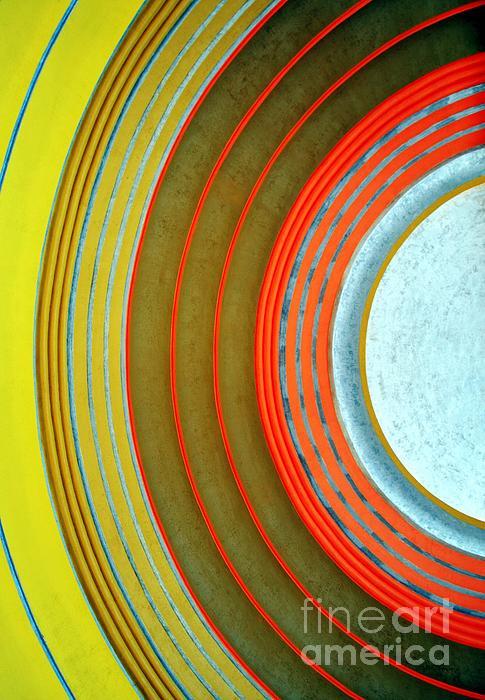 Terminal Art Print by Mel Steinhauer