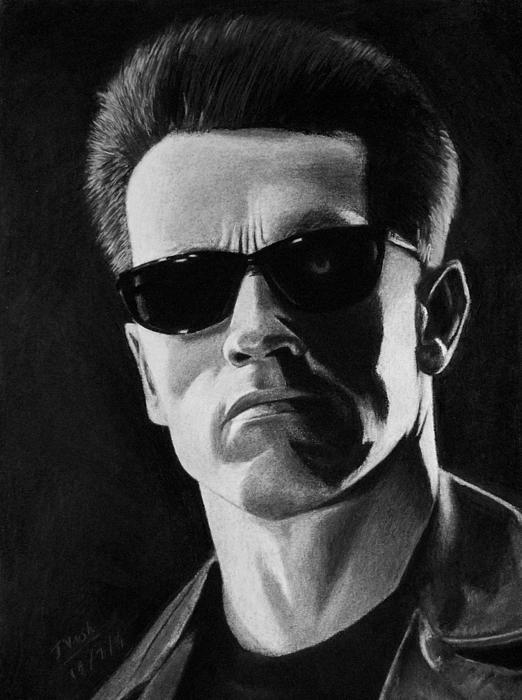 Vishvesh Tadsare - Terminator