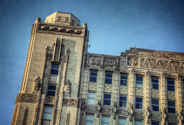 Joan Carroll - Texas and Pacific Building Fort Worth