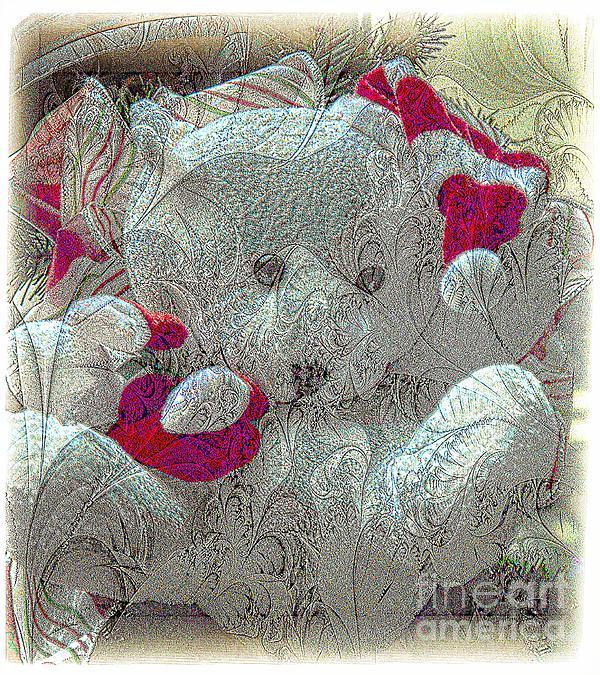 Kathleen Struckle - Textured Teddy