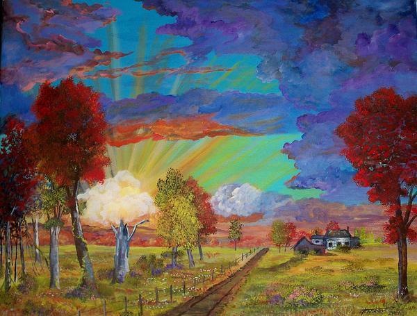 Dave Farrow - The Forgotten Farm II