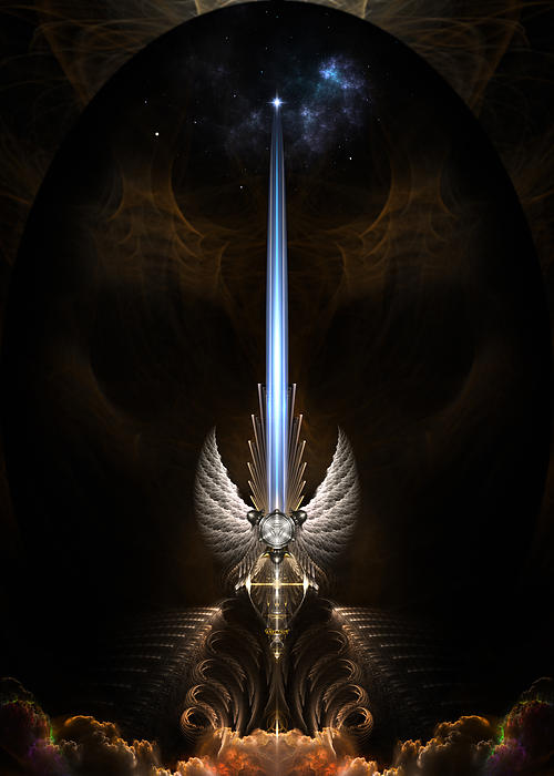 Rolando Burbon - The Angel Wing Sword Of Arkledious