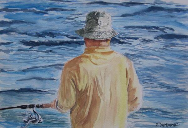 Patrick DuMouchel - The Angler
