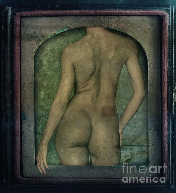 The Art Of Illusion Print by Andrea Kollo