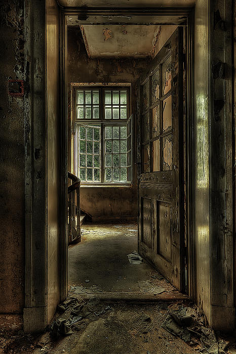 Erik Brede - The Asylum Project - Welcome