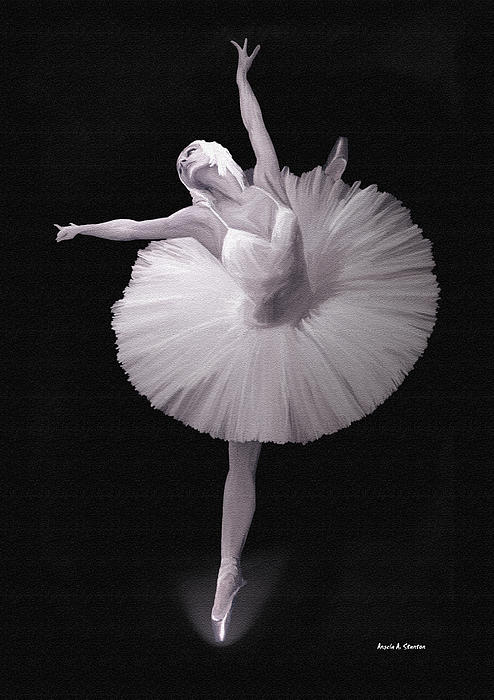 Angela A Stanton - The Ballerina