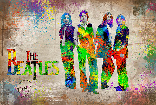 Patricia Lintner - The Beatles Are Here to Stay