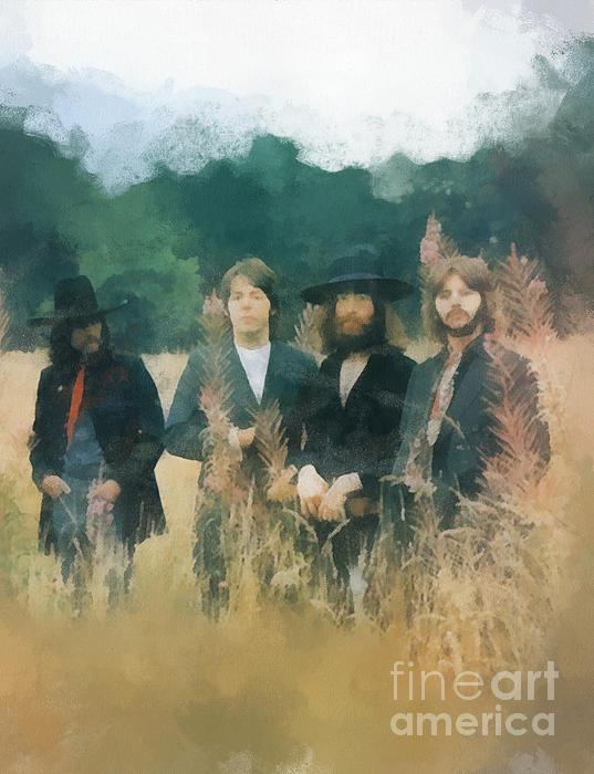 Paulette B Wright - The Beatles