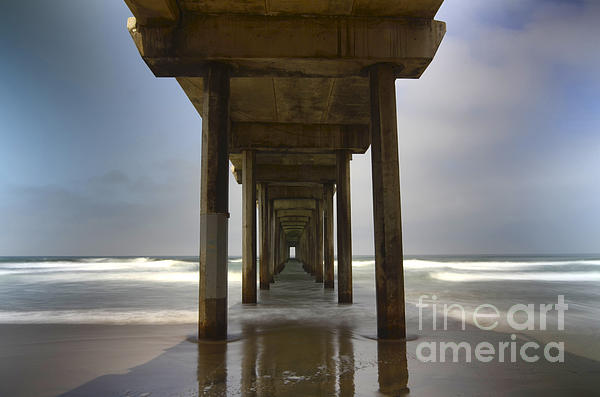 Bob Christopher - The Beauty of Scripps Pier