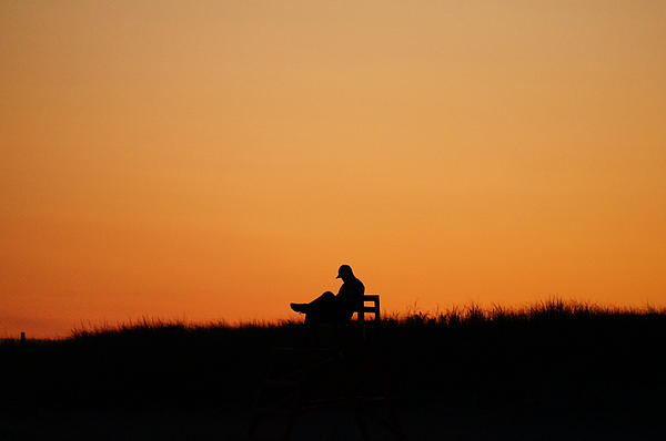 Zori Minkova - The best chair for a nap at sunset