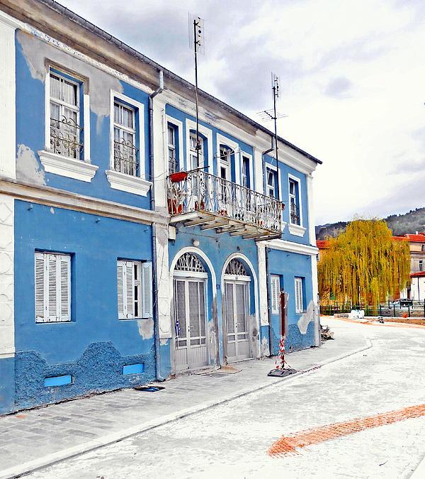 Ioanna Papanikolaou - The Blue House