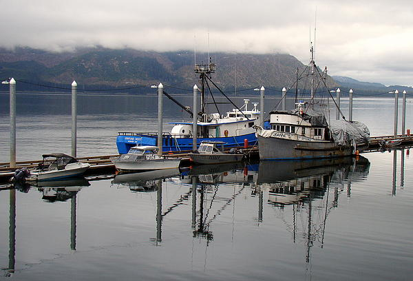 Richard Rosenshein - The Boats Of Hoonah Alaska 2