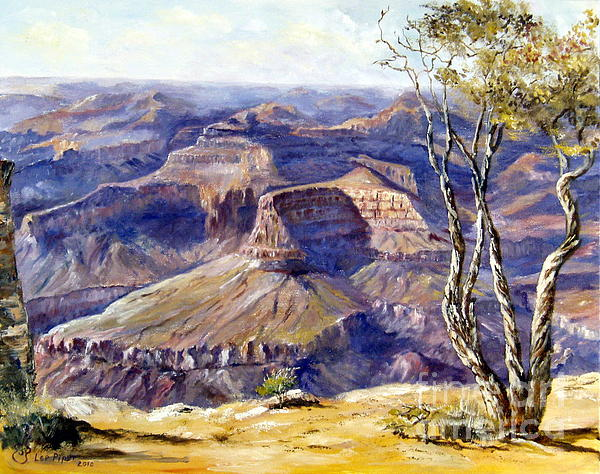 Lee Piper - The Canyon