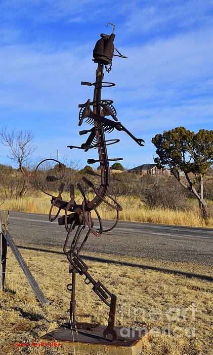 Joan Hartenstein - the Canyon Zumi