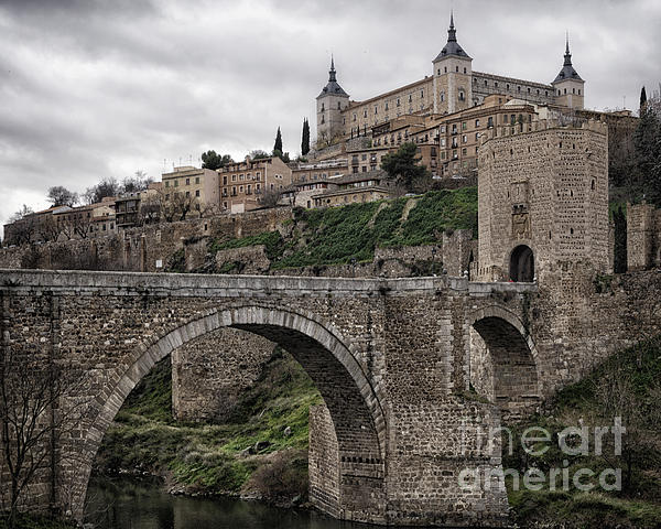 Joan Carroll - The Castle and the Bridge