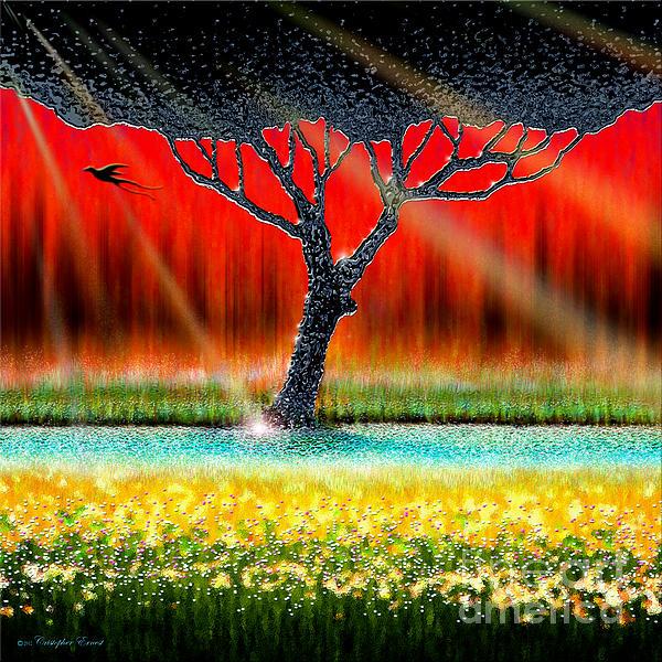 Cristophers Dream Artistry - The Chrome Tree