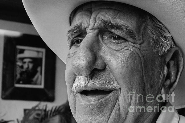 The Cigar Maker Print by Rene Triay Photography