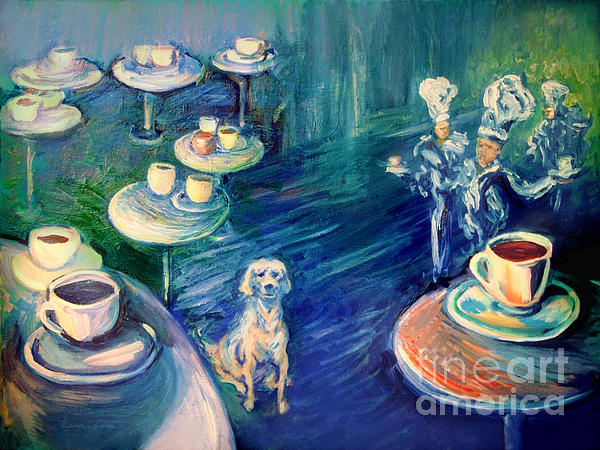 Frederick Luff - The Coffee Chefs