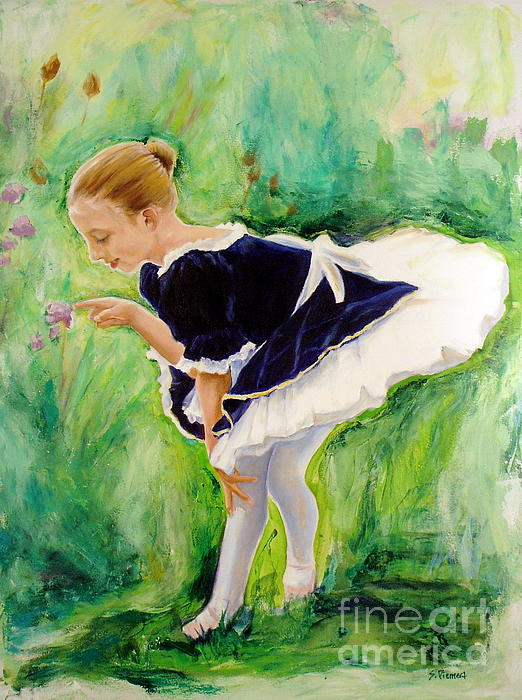 Sheila Diemert - The Dancer