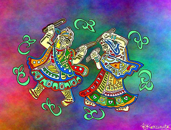 Karunita Kapoor - The Dancing Deities