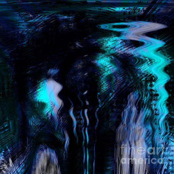 The Depth Print by Ashantaey Sunny-Fay
