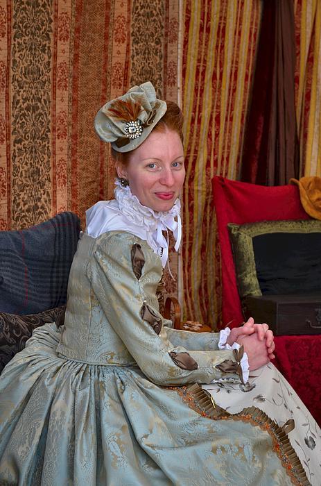 The Duchess Print by Julie Dant