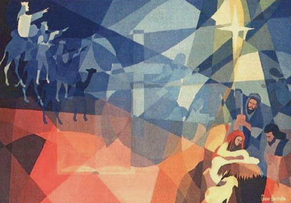 The Event 1965 Print by Glenn Bautista