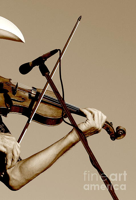 Robert Frederick - The Fiddler