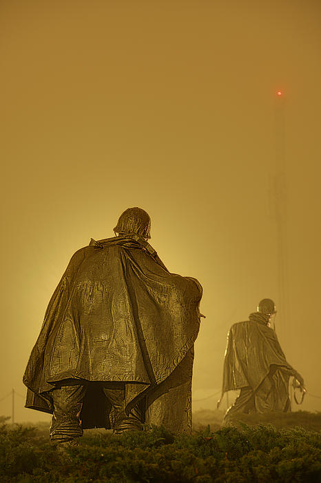 The Fog Of War #2 Print by Metro DC Photography
