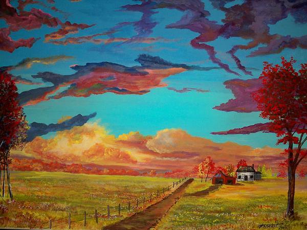 Dave Farrow - The Forgotten Farm