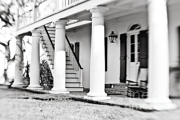 The Front Porch Print by Scott Pellegrin