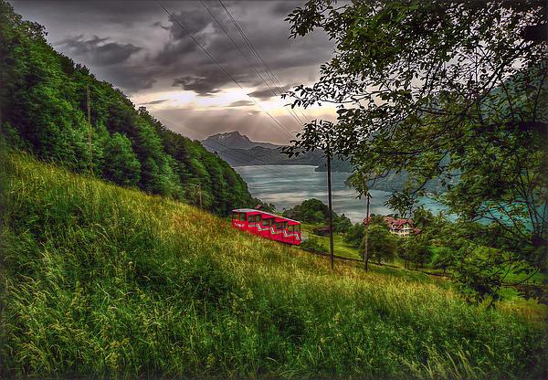 Hanny Heim - The Funicular