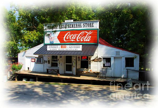 The General Store Print by Mel Steinhauer