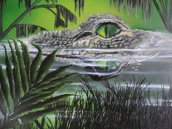 Dianna Lewis - The Glades