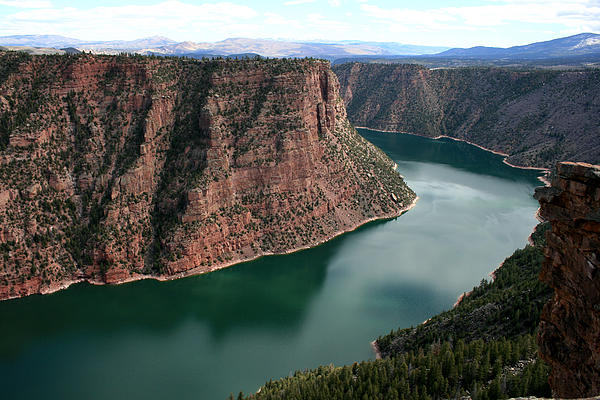 Marty Fancy - The Green River at Flaming Gorge