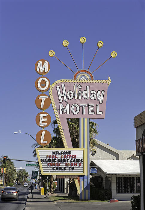 Daniel Furon - The Holiday Motel