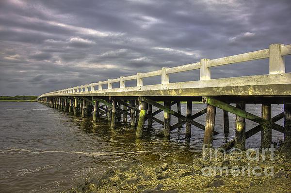 Reid Callaway - The Island Bridge near Tybee Island